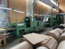 Линия для изготовления  бумажных пакетов  с квадратным дном F&K Combi 41bb