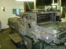 Машина для горячего тиснения фольгой, конгревного и блинтового тиснения  Steuer PZA 82