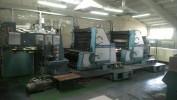 Офсетная печатная машина Roland RVK
