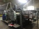 Офсетно-лакировальная машина Roland+лак